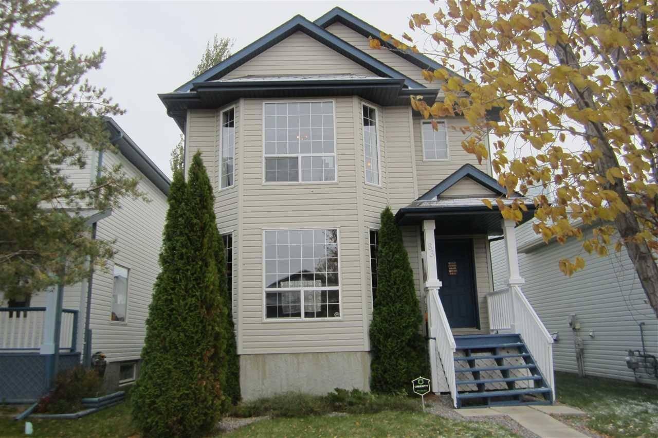 House for sale at 83 Caledonia Dr Leduc Alberta - MLS: E4176489