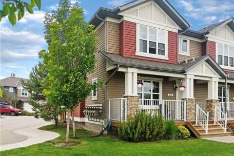 Townhouse for sale at 83 Chaparral Valley Dr Southeast Calgary Alberta - MLS: C4303454