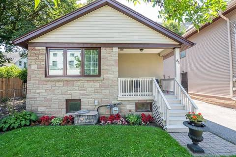 House for sale at 83 Chapman Ave Toronto Ontario - MLS: E4548679
