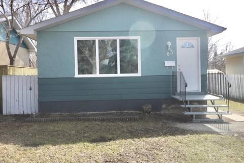 House for sale at 83 Cooper Cres Regina Saskatchewan - MLS: SK763885