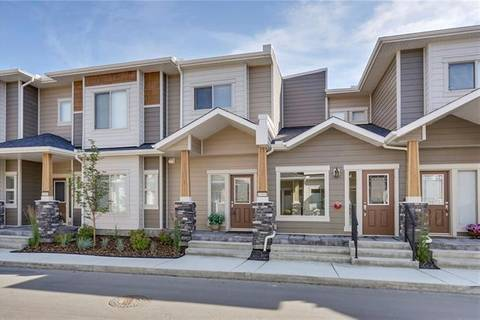 Townhouse for sale at 83 Cougar Ridge Landng Southwest Calgary Alberta - MLS: C4266272