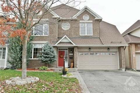 House for sale at 83 Deerfox Dr Ottawa Ontario - MLS: 1215217