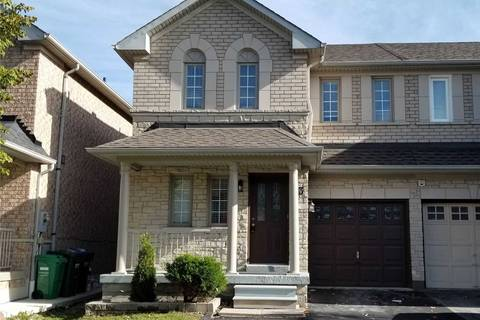 Townhouse for sale at 83 Dolphin Song Cres Brampton Ontario - MLS: W4625200