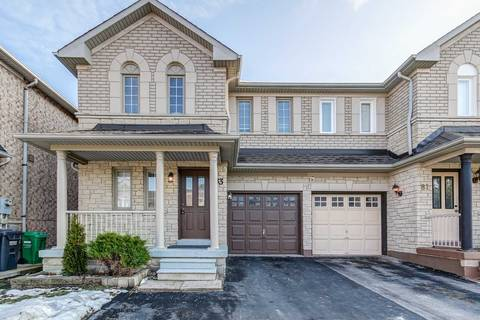 Townhouse for sale at 83 Dolphin Song Cres Brampton Ontario - MLS: W4639455