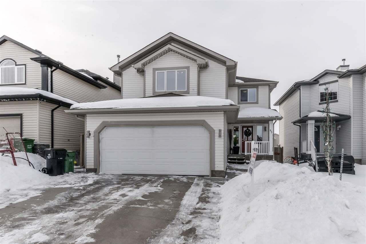 House for sale at 83 Douglas Cr Leduc Alberta - MLS: E4191472