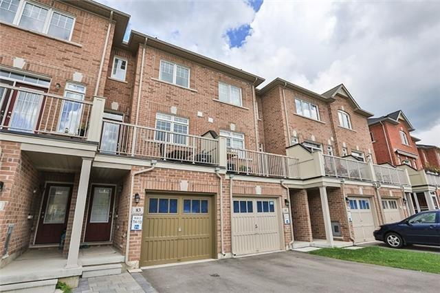 For Sale: 83 Dundas Way, Markham, ON | 3 Bed, 4 Bath Townhouse for $758,800. See 16 photos!