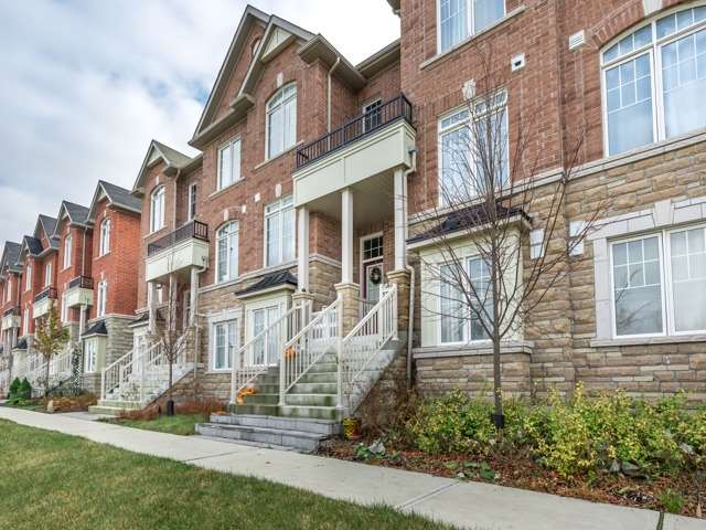For Sale: 83 Dundas Way, Markham, ON | 3 Bed, 4 Bath Townhouse for $718,000. See 14 photos!