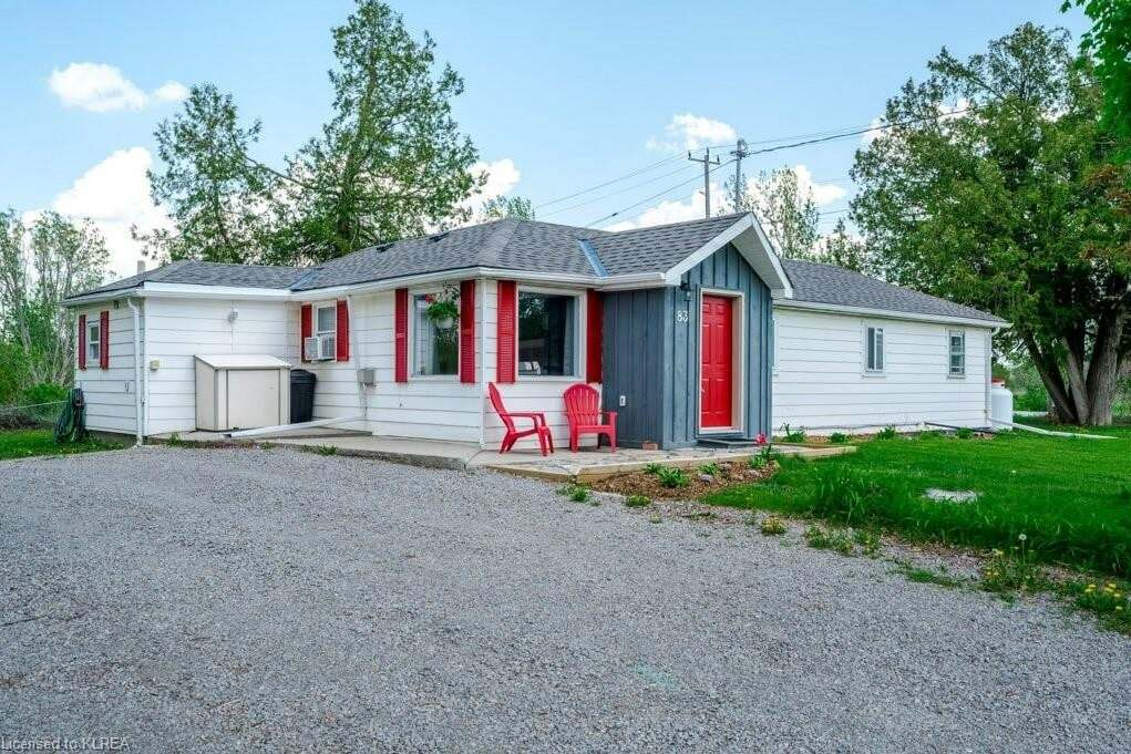 House for sale at 83 Ellice St Fenelon Falls Ontario - MLS: 261905