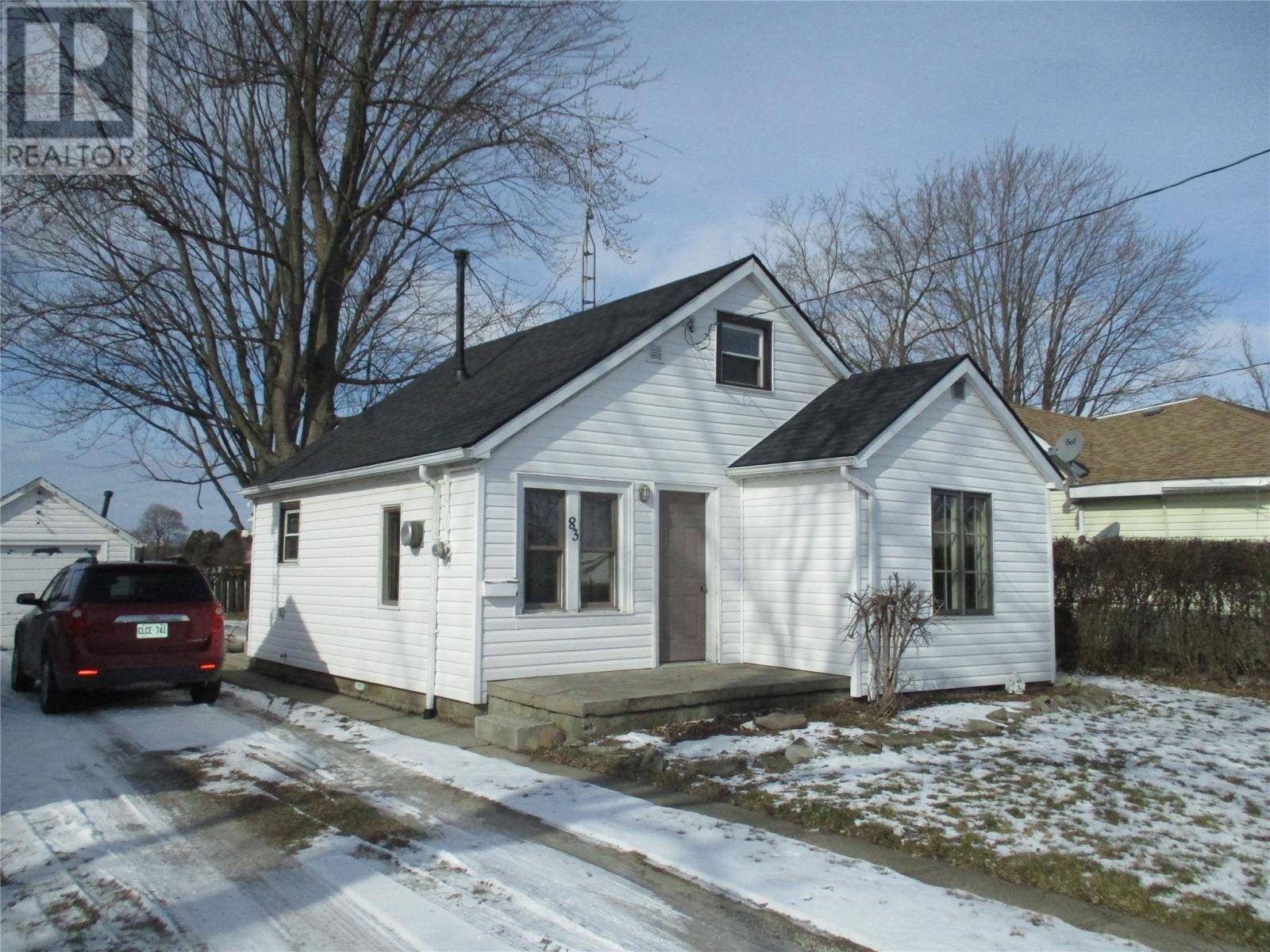 House for sale at 83 First St Wallaceburg Ontario - MLS: 20001968