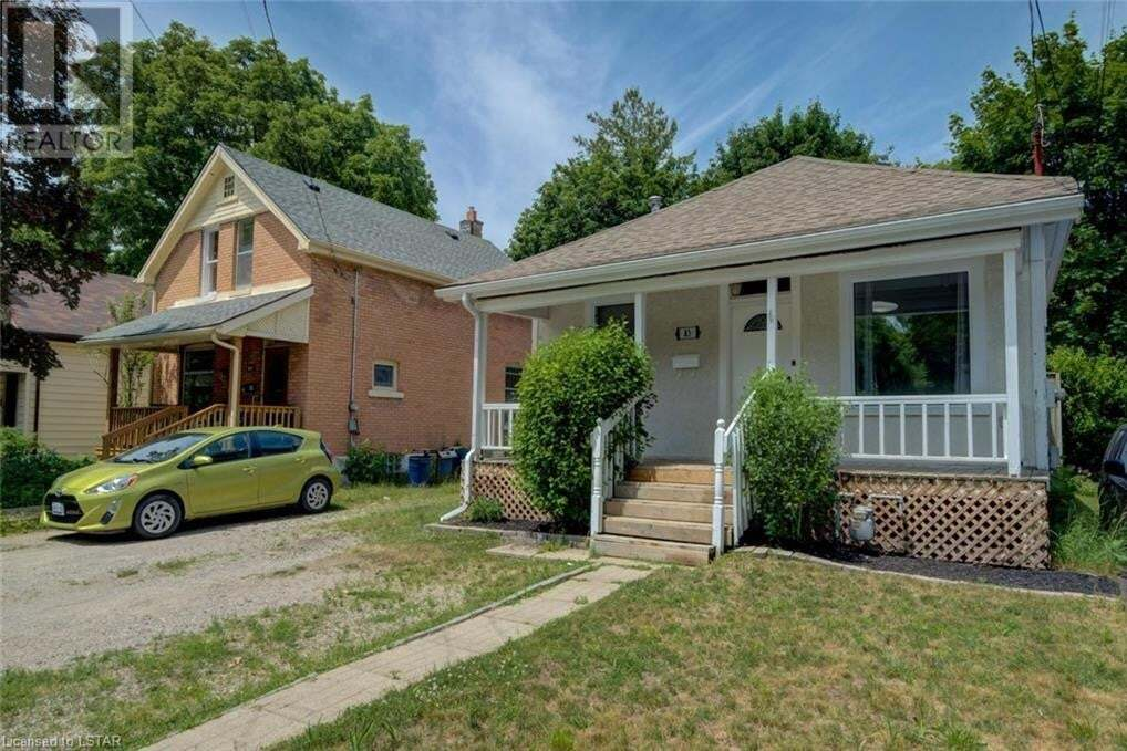 House for sale at 83 Forward Ave London Ontario - MLS: 269948