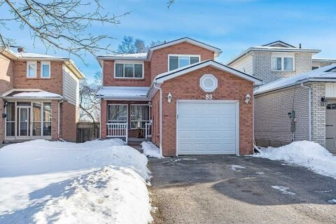 House for sale at 83 Garden Dr Barrie Ontario - MLS: S5080838