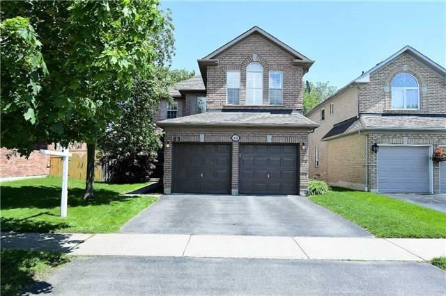 Sold: 83 Gartshore Drive, Whitby, ON