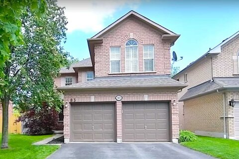 House for rent at 83 Gartshore Dr Whitby Ontario - MLS: E4981245