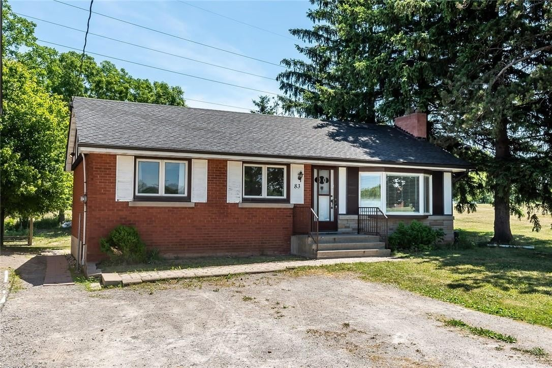 House for sale at 83 Glancaster Rd Ancaster Ontario - MLS: H4081903