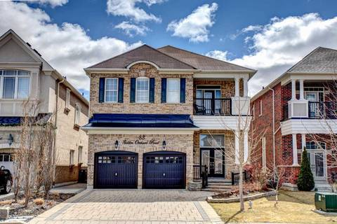 House for sale at 83 Golden Orchard Rd Vaughan Ontario - MLS: N4420771
