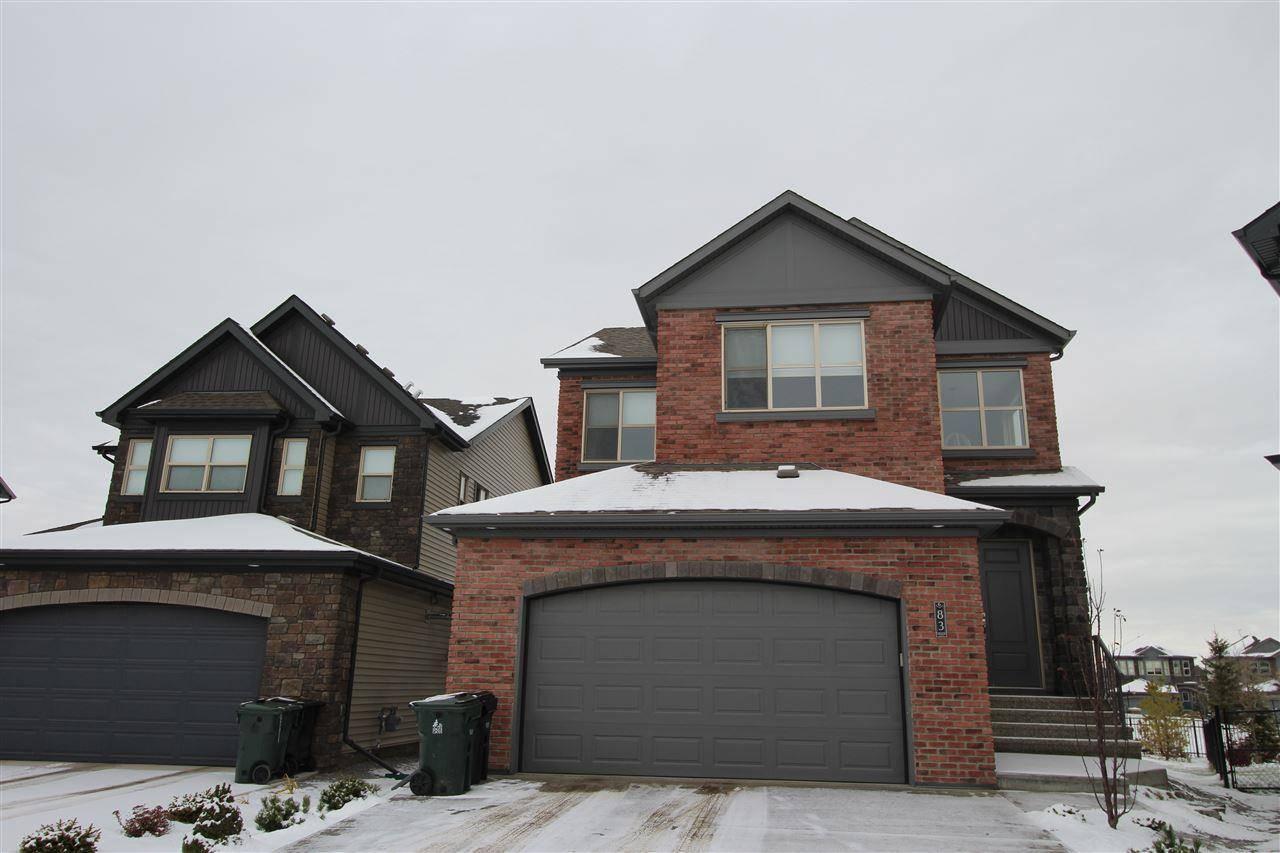 House for sale at 83 Greenbury Manor Manr Spruce Grove Alberta - MLS: E4193134
