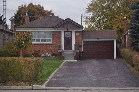 House for rent at 83 Greylawn Cres Toronto Ontario - MLS: E4485493