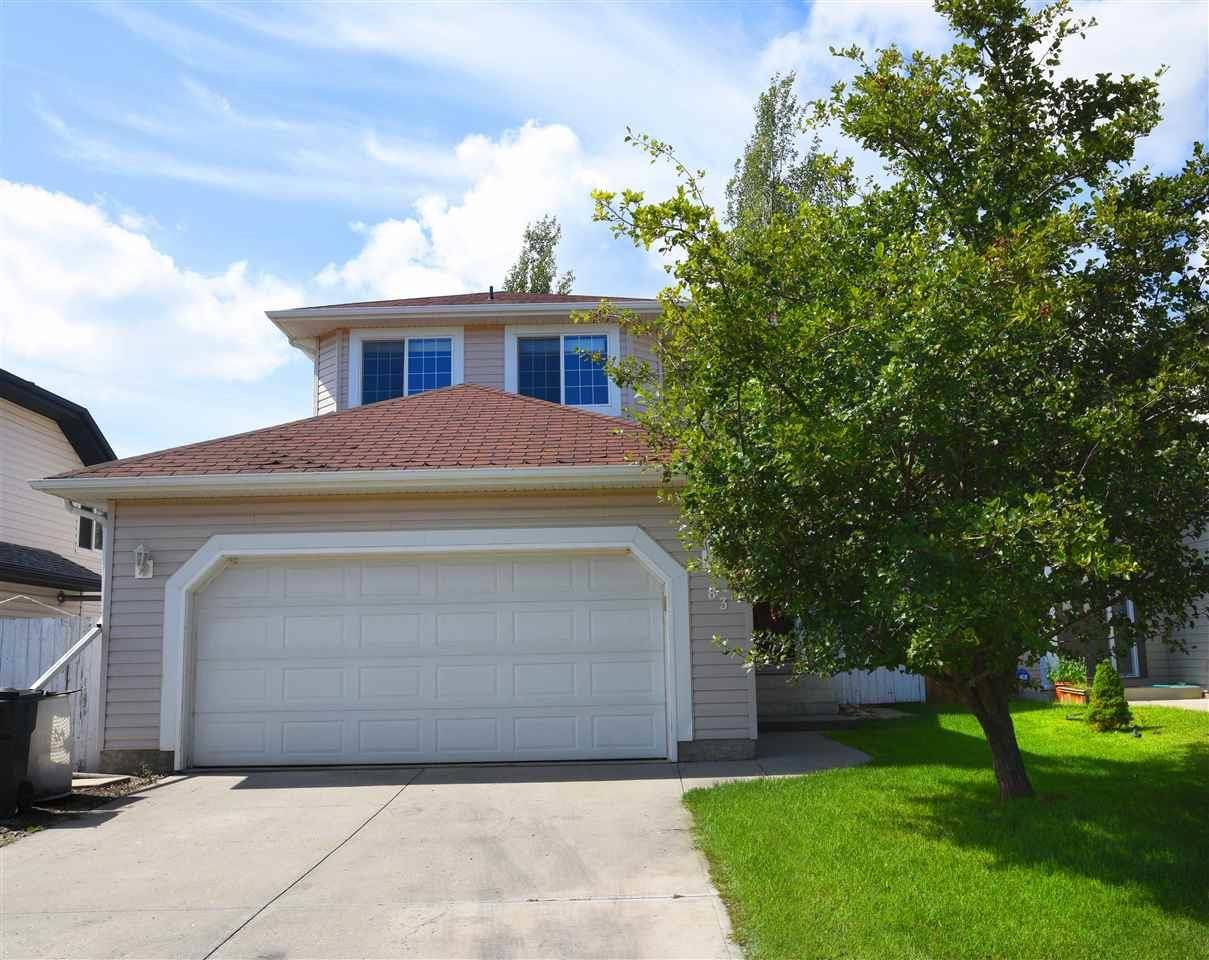 House for sale at 83 Halden Cres Spruce Grove Alberta - MLS: E4168762