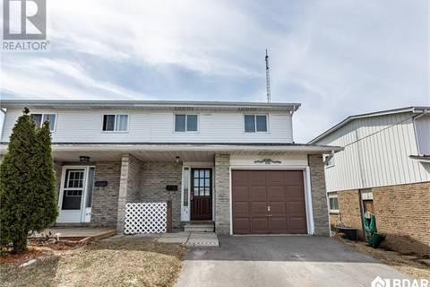 House for sale at 83 Highcroft Rd Barrie Ontario - MLS: 30728100