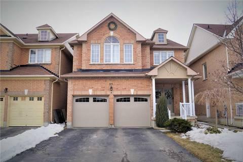 House for sale at 83 Iron Block Dr Brampton Ontario - MLS: W4698088