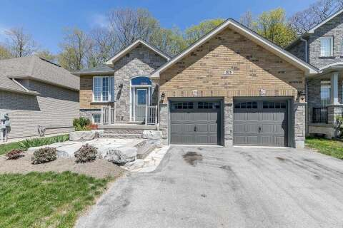 House for sale at 83 Jewel House Ln Barrie Ontario - MLS: S4768145