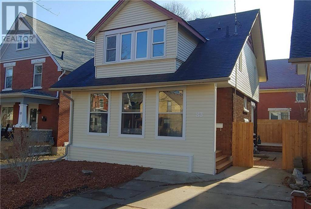 House for sale at 83 Krug St Kitchener Ontario - MLS: 30785541