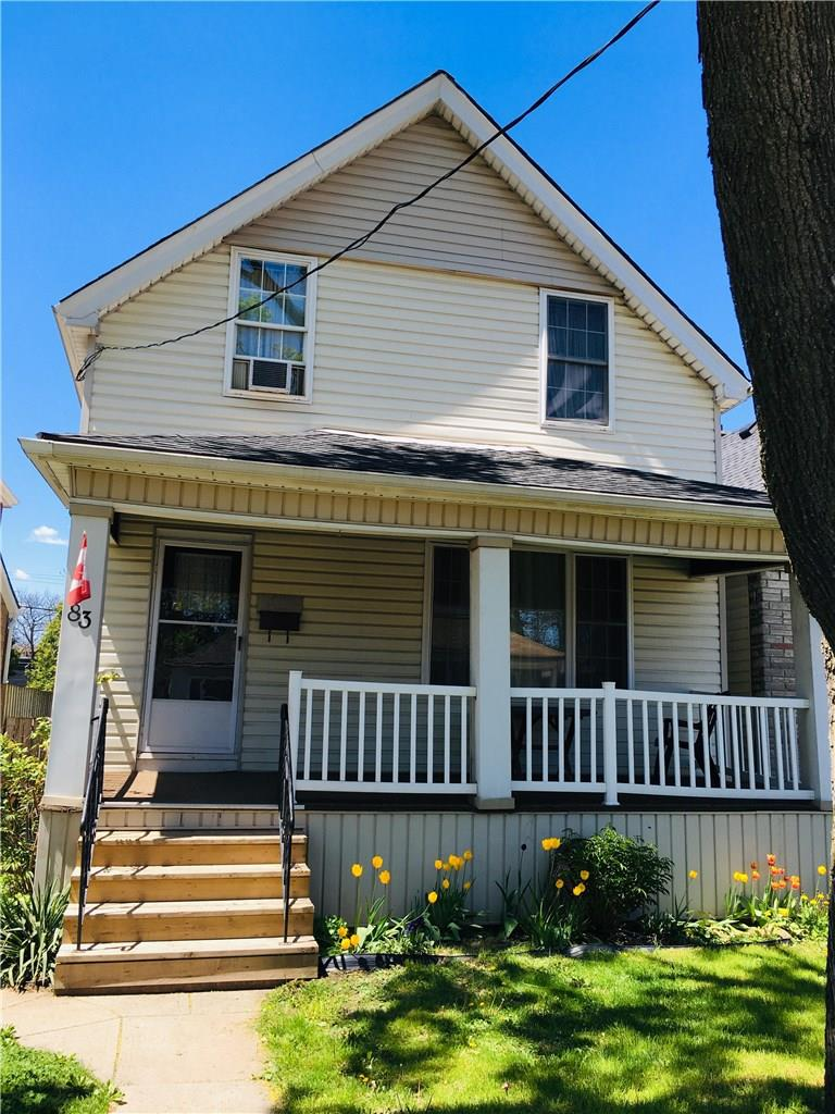 Removed: 83 London Street North, Hamilton, ON - Removed on 2019-05-28 06:06:25