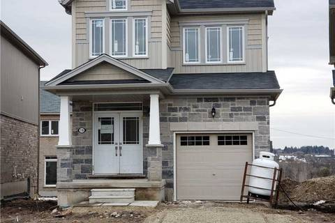 House for sale at Lot 83 Blacksmith Dr Woolwich Ontario - MLS: X4722486