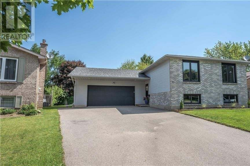 House for sale at 83 Memorial Dr Brantford Ontario - MLS: 30809305