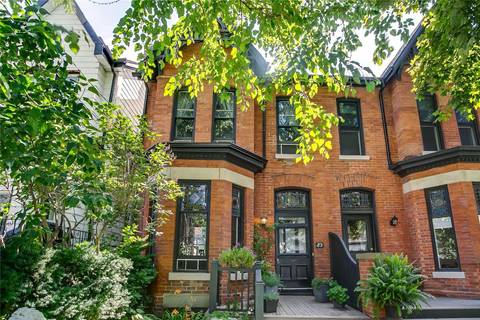 Townhouse for rent at 83 Metcalfe St Toronto Ontario - MLS: C4522051