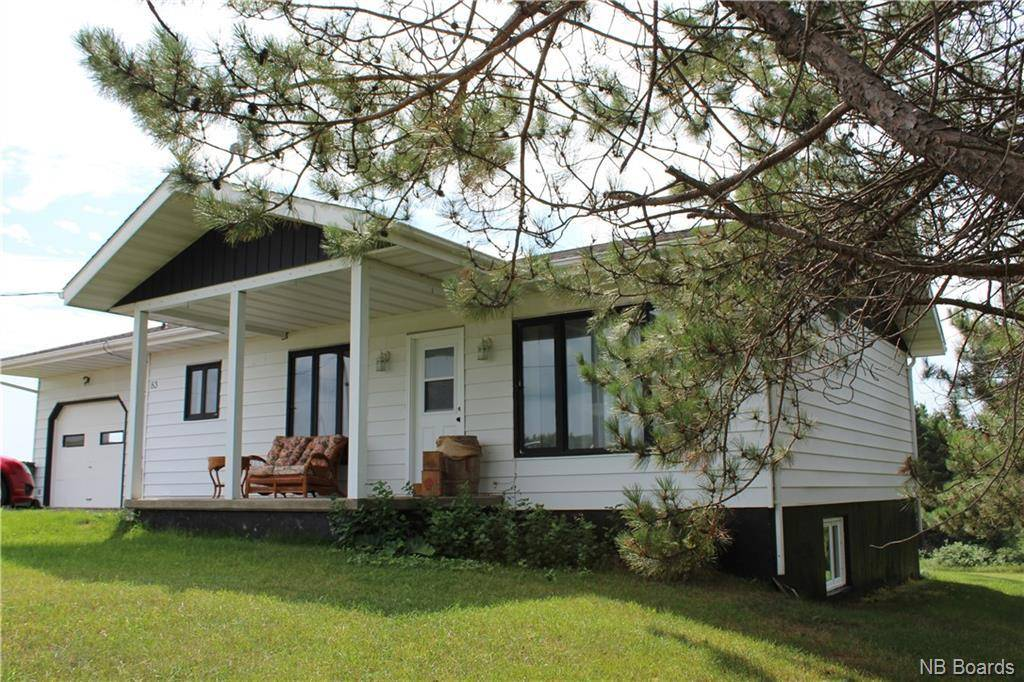 House for sale at 83 Michaud Rd Dsl De Grand-sault/dsl Of Grand Falls New Brunswick - MLS: NB027956