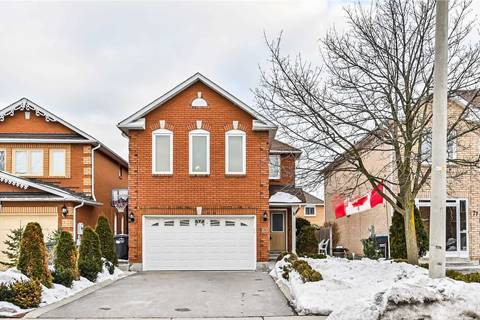 House for sale at 83 Muirland Cres Brampton Ontario - MLS: W4697432