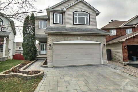 House for sale at 83 Polo Ln Kanata Ontario - MLS: 1219667