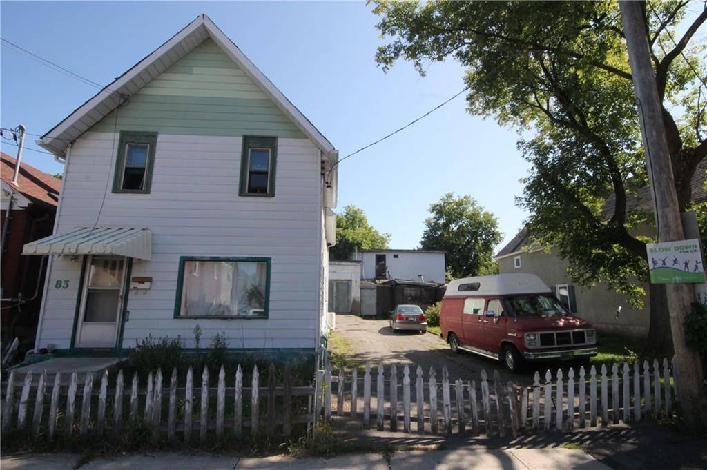 House for sale at 83 Rosemount Ave Ottawa Ontario - MLS: 1166377