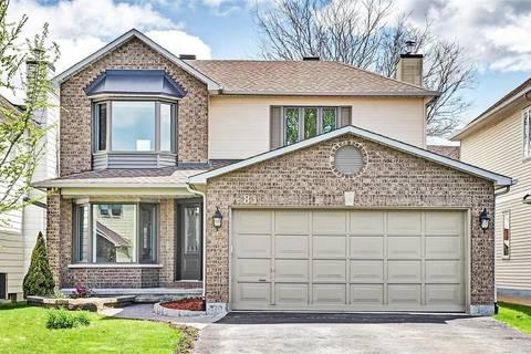 House for sale at 83 Sai Cres Ottawa Ontario - MLS: 1152036