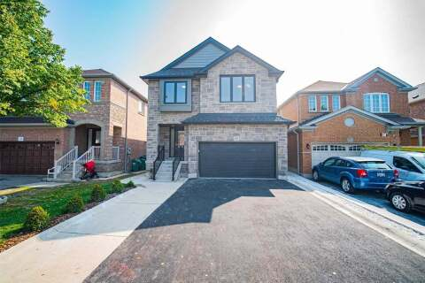House for sale at 83 Sand Cherry Cres Brampton Ontario - MLS: W4927972