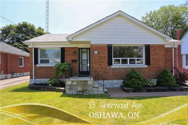 Sold: 83 Sherwood Avenue, Oshawa, ON