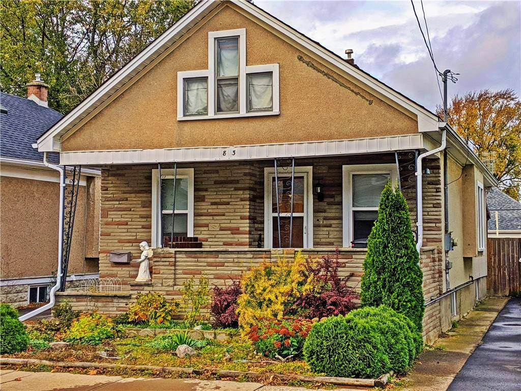 House for sale at 83 Sherwood Ave St. Catharines Ontario - MLS: H4070607