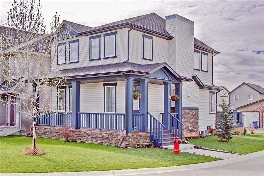 House for sale at 83 Silverado Saddle Cr SW Silverado, Calgary Alberta - MLS: C4292181
