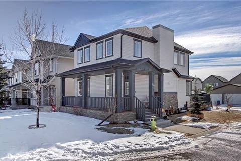 House for sale at 83 Silverado Saddle Cres Southwest Calgary Alberta - MLS: C4292181