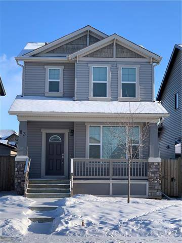House for sale at 83 Skyview Springs Garden(s) Northeast Calgary Alberta - MLS: C4281701