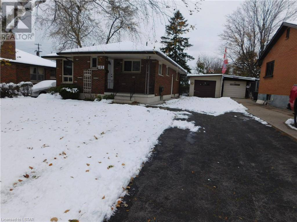 House for sale at 83 Susan Ave London Ontario - MLS: 232175