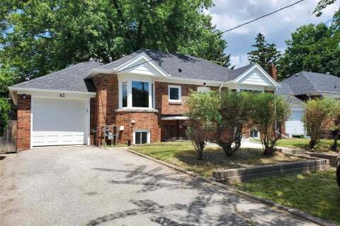 House for sale at 83 Trethewey Dr Toronto Ontario - MLS: W4855446