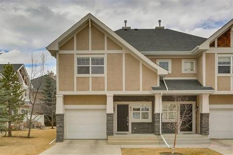 Townhouse for sale at 83 Wentworth Common Southwest Calgary Alberta - MLS: C4225656