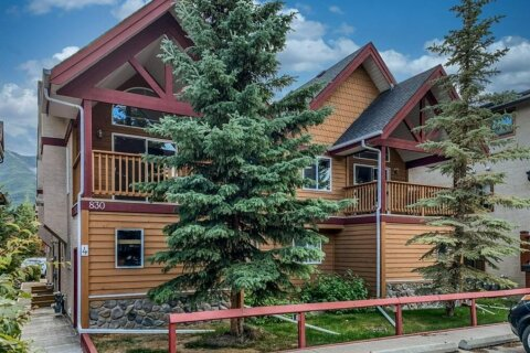 Townhouse for sale at 830 4th St Canmore Alberta - MLS: A1037018