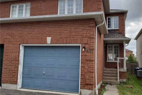 Townhouse for rent at 830 Avonshire Ct Mississauga Ontario - MLS: W4569533