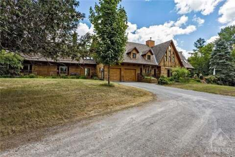 House for sale at 830 Berry Side Rd Dunrobin Ontario - MLS: 1200444