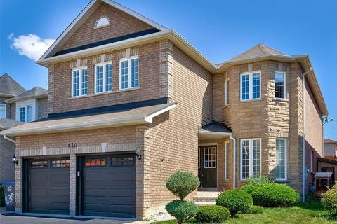House for sale at 830 Father D'souza Dr Mississauga Ontario - MLS: W4577102