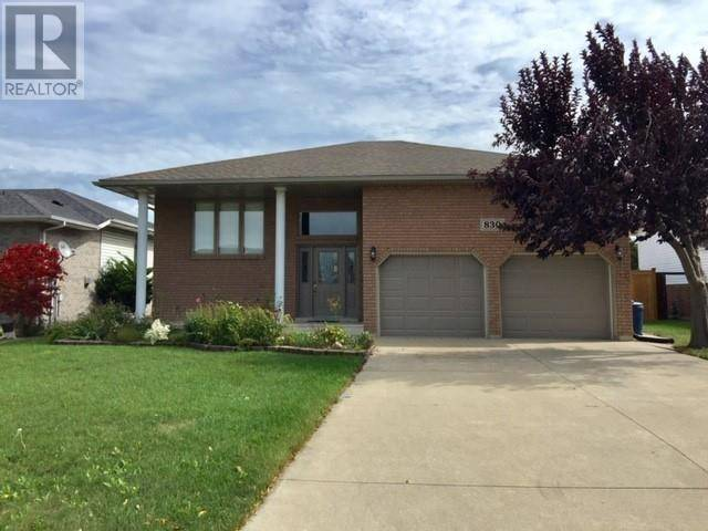 House for sale at 830 Green Valley  Tecumseh Ontario - MLS: 20000185