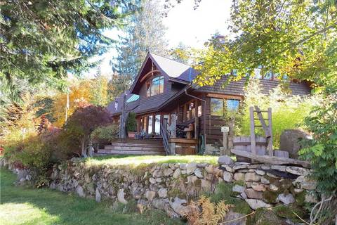 House for sale at 8301 Procter East Rd Procter British Columbia - MLS: 2437219